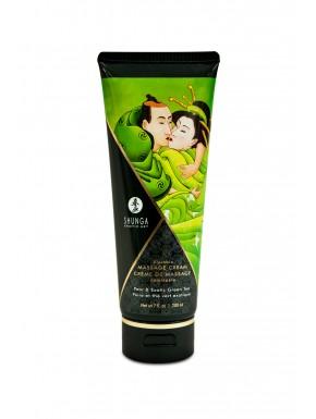 Crème hydrante de massage thé vert poire 200ml