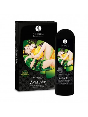 Gel sensibilisant de couple Lotus Noir 60ml