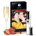 Gloss de plaisir oral fraise vin pétillant 10ml