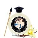 Peinture de corps comestible vanille chocolat blanc 100ml