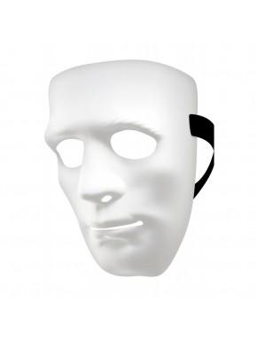 Masque Don Juan blanc