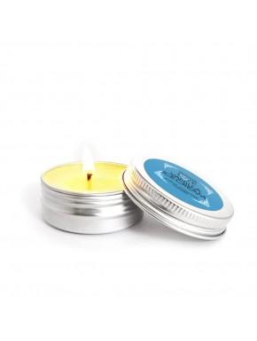 Mini Bougie de massage glace vanille 30ml - SEZ070