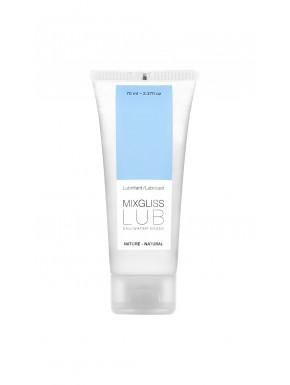 Lubrifiant Mixgliss eau Nature sans parfum 70 ML - MG2207