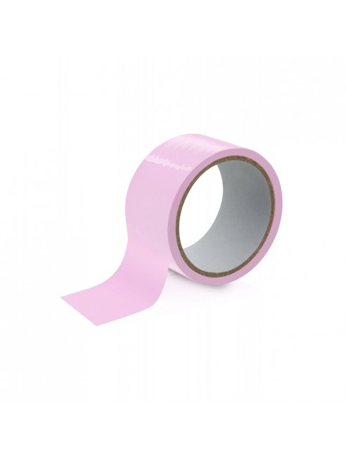 Tape ruban bdsm rose