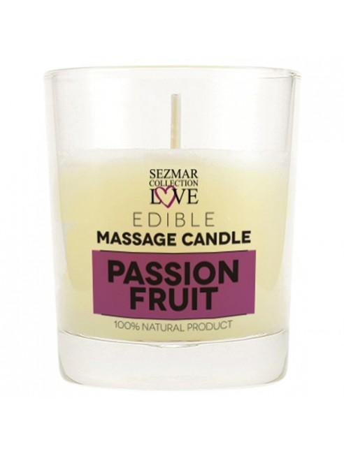 Bougie de massage fruit de la passion 100ml