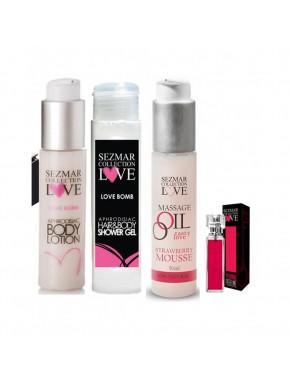 Box découverte Love Bomb