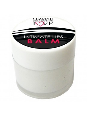 Baume de plaisir menthe effet froid pour lèvres intimes 30 ml