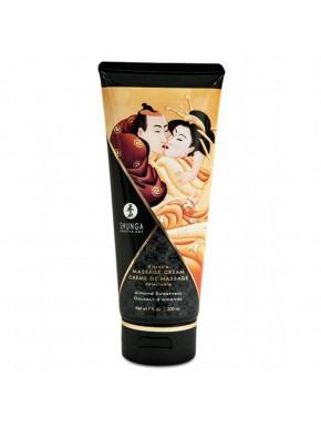 Crème hydrante de massage amande 200ml