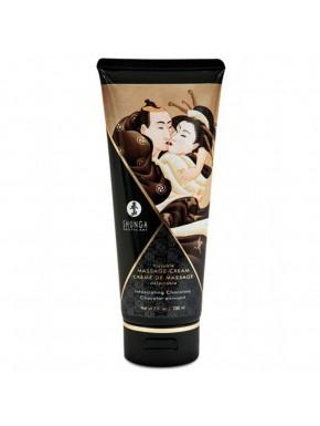Crème hydrante de massage chocolat 200ml